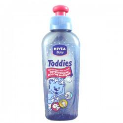 Flacon des Gels Douches Magiques de Nivea baby Toddies sur 123 Couches