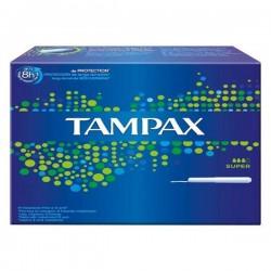 Maxi Pack 60 Tampons de Tampax de taille super avec applicateureur sur 123 Couches