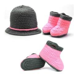 Mon premier ensemble Premiers ensembles nouveaux nés Choupinet Chapeau et Chaussures Chic taille 0-12Mois sur 123 Couches