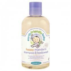 Flacon Gel douche EFB - Earth Friendly Baby Bio Mandarine