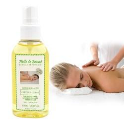 Huile de massage Corps, relaxation et bien être sur 123 Couches