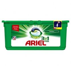 Ariel Pods 28 Original 3in1 (795,2 gr) sur 123 Couches