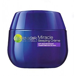 Garnier SkinActive Miracle Anti Fatigue Sleeping Crème Nuit 50 ml sur 123 Couches