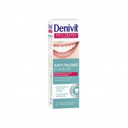 Dentifrice Denivit Anti-Taches Fumeur sur 123 Couches