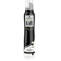 Taft Mousse 200 ml Invisible Power Mega Strong N°5 sur 123 Couches