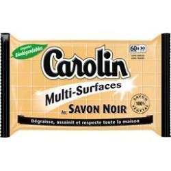 Carolin Serpillières 15 pièces au Savon Noir sur 123 Couches