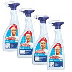 Meister Proper 4 Spray 700 ml Nettoyant Salle de Bains sur 123 Couches