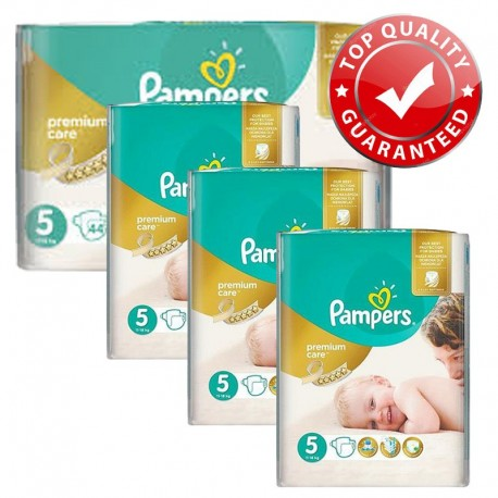Maxi Pack 416 Couches Pampers Premium Care - Prima taille 5 sur 123 Couches