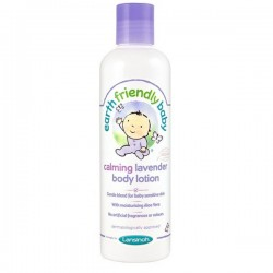 Flacon Lotion hydratante EFB - Earth Friendly Baby Bio à la Camomille sur 123 Couches