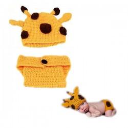Mon premier ensemble des Premiers ensembles nouveaux nés Choupinet Girafe taille 0-12Mois sur 123 Couches